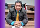 DR. NATANAEL RETORNA AO CARGO DE VEREADOR