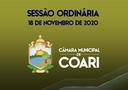 SESSÃO ORDINÁRIA DE 18 DE NOVEMBRO DE 2020