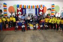 Vereadores participam da entrega dos Kits Escolares da Rede Pública Municipal